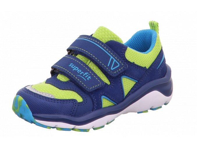 Detské chlapčenské športové topánky Superfit 6 09242 82