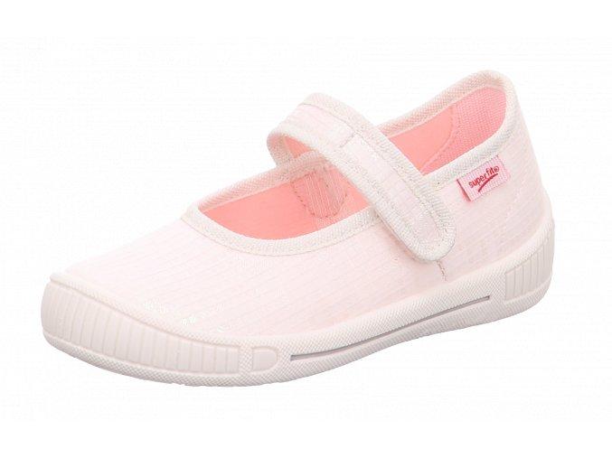 Detské dievčenské papučky Superfit 6 00262 10