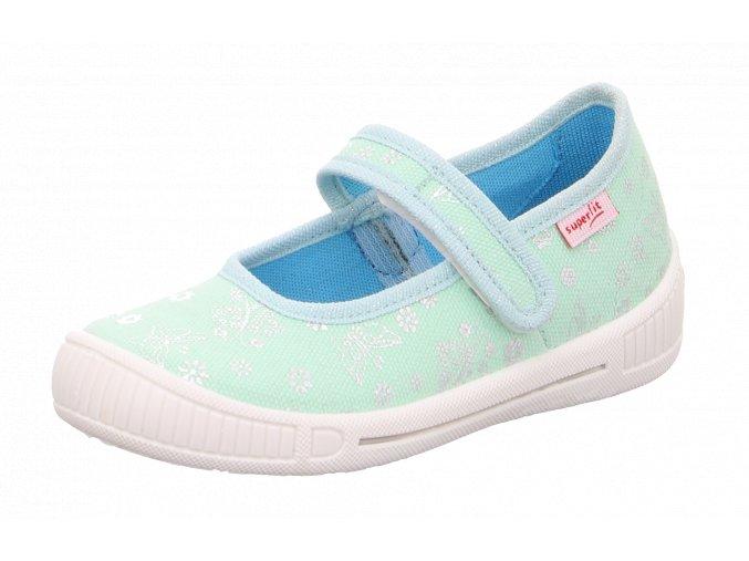 Detské dievčenské papučky Superfit 6 00262 70