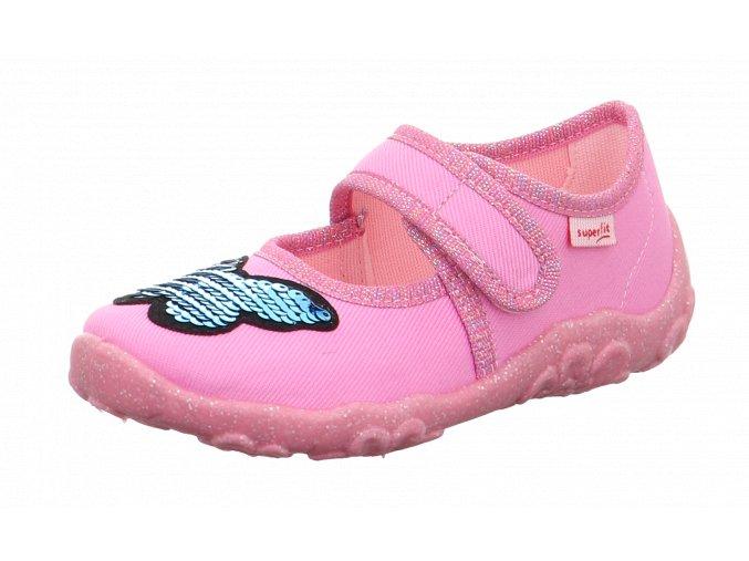 Detské dievčenské papučky Superfit 6 00280 55