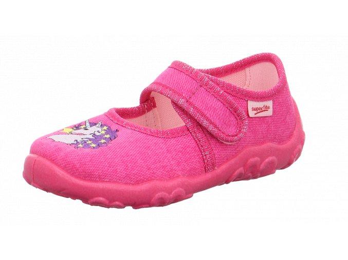 Detské dievčenské papučky Superfit 8 00282 63