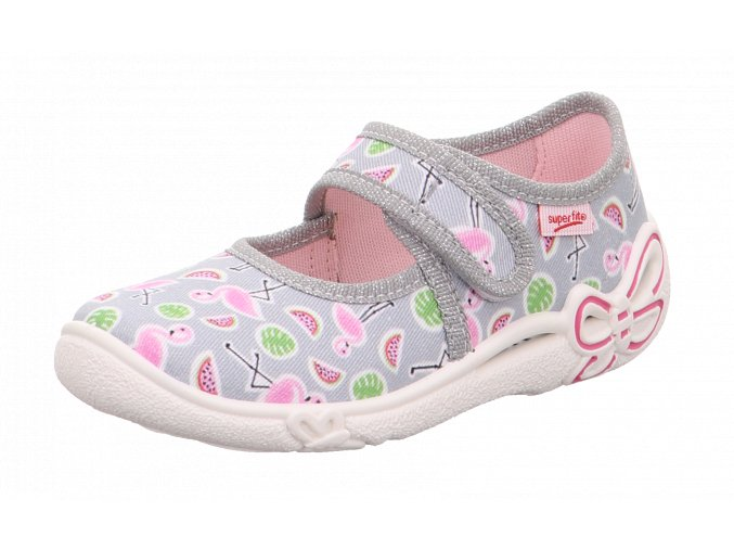 Detské dievčenské papučky Superfit 6 00288 25