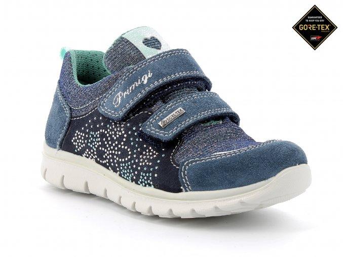 Dievčenské jarné Goretexové topánky Primigi 53732/11