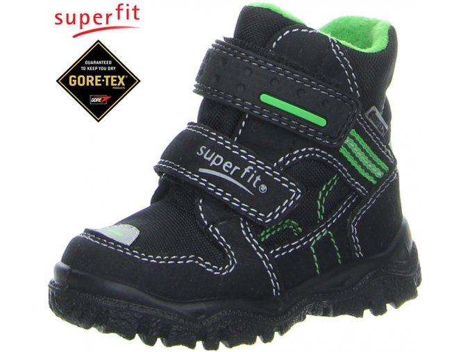Detská obuv zimná goretexová Superfit 3 00044 02  - CENA JE PO ZĽAVE 20%, UŠETRÍTE 10,3 EUR