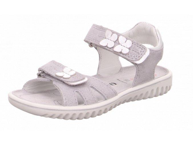 Dievčenské sandále Superfit 6 09006 25
