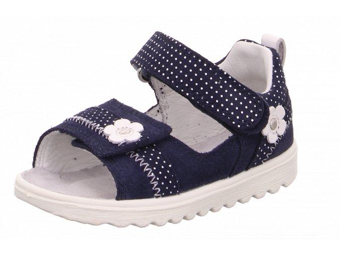 Detské dievčenské sandálky Superfit 6 09019 80