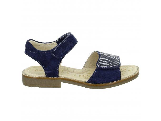 Dievčenské sandálky Lurchi by Salamander 33-13412-22