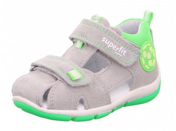 Detské sandálky Superfit 6 09142 25