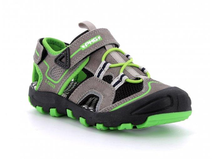 Detské sandálové tenisky Primigi 54631/11