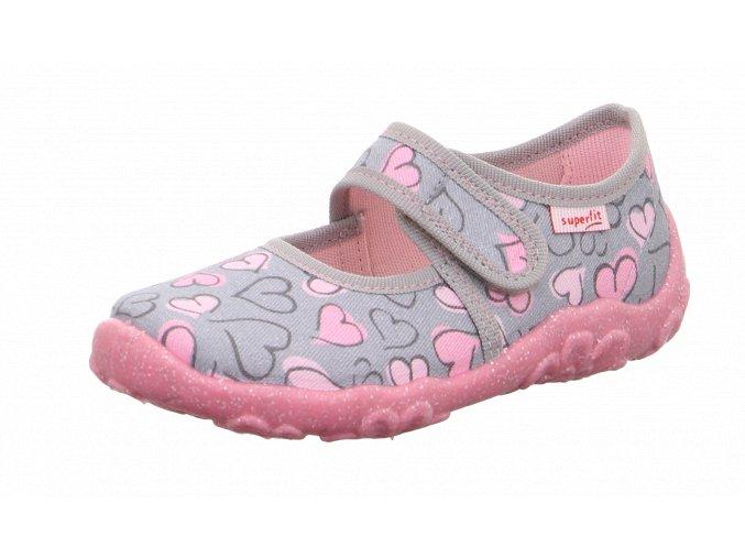 Detské dievčenské papučky Superfit 1 00283 20