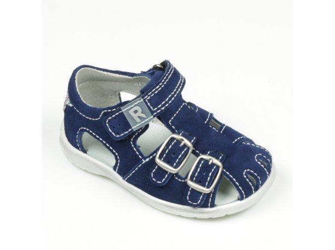 Detské sandálky Richter 2607 7111 6821