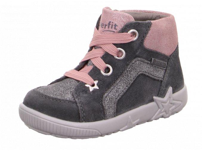 Detské dievčenské Goretexové topánky Superfit 1 09442 20