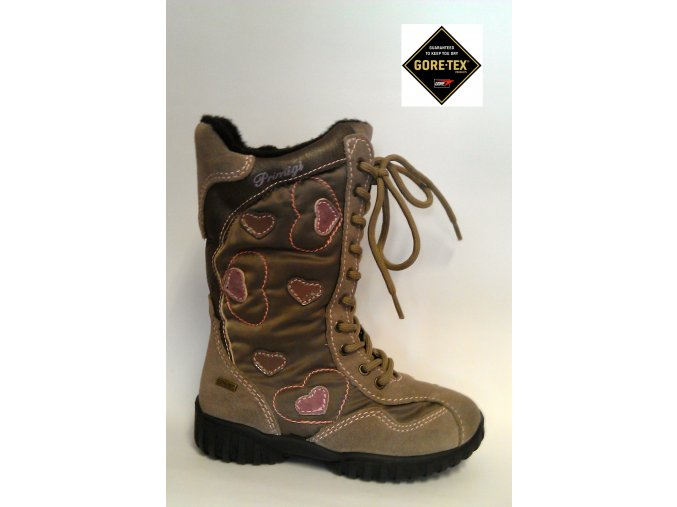 Primigi zimná obuv 9629277 Manua -  UVEDENÁ CENA JE PO ZĽAVE 20%, UŠETRÍTE 14 EUR