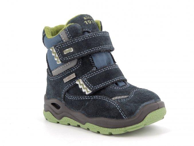 Detské zimné Goretexové topánky Primigi 63625/00