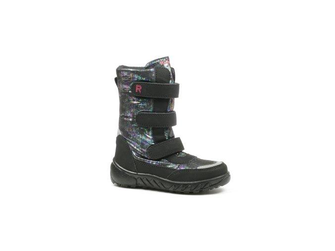 Detské zimné nepremokavé topánky Richter 5188 8172 9900