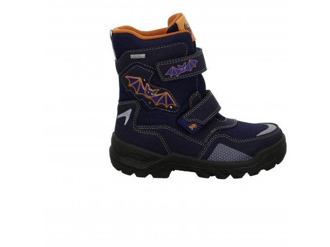 Chlapčenské zimné nepremokavé topánky Lurchi by Salamander 33-31046-32