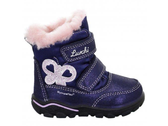 Detské zimné nepremokavé topánky Lurchi by Salamander 33-33014-32