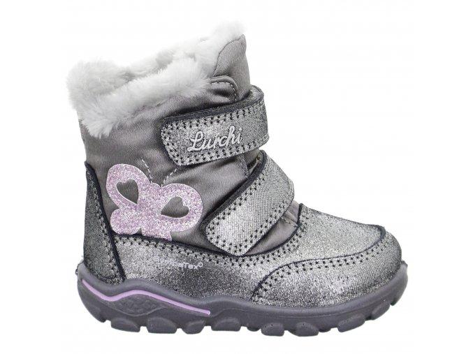Detské zimné nepremokavé topánky Lurchi by Salamander 33-33014-35