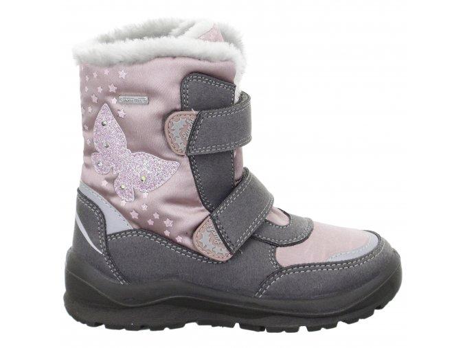 Detské zimné nepremokavé topánky Lurchi by Salamander 33-31045-49