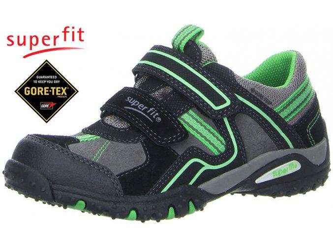 Detská obuv Gore-texová Superfit 3 00225 02