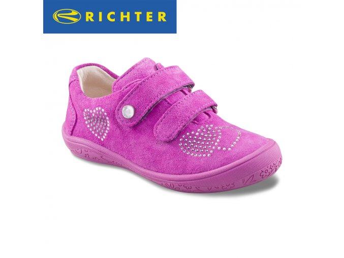 Celoročné detské topánky Richter 3031 321 3410