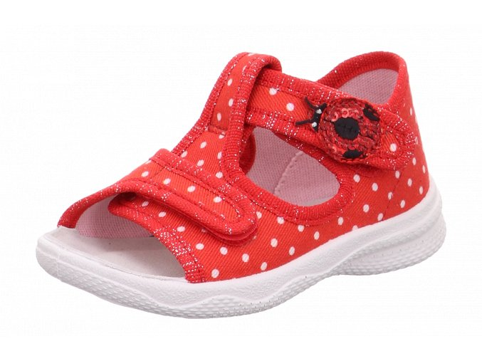 Detské dievčenské papučky Superfit 1 00293 50