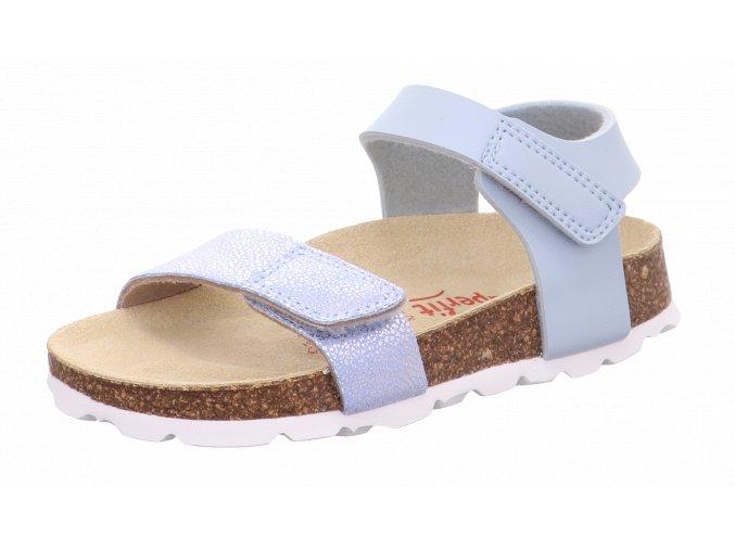 Korkové sandále Superfit 1 00123 80
