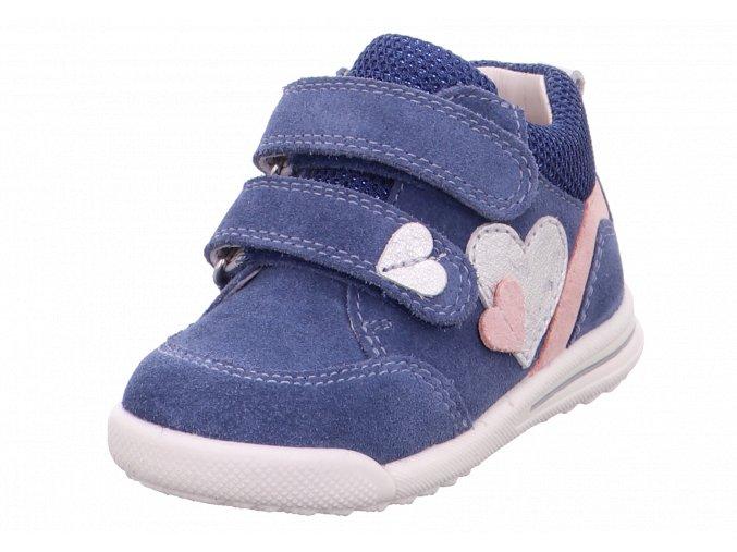 Detské dievčenské topánky Superfit 1 06377 80