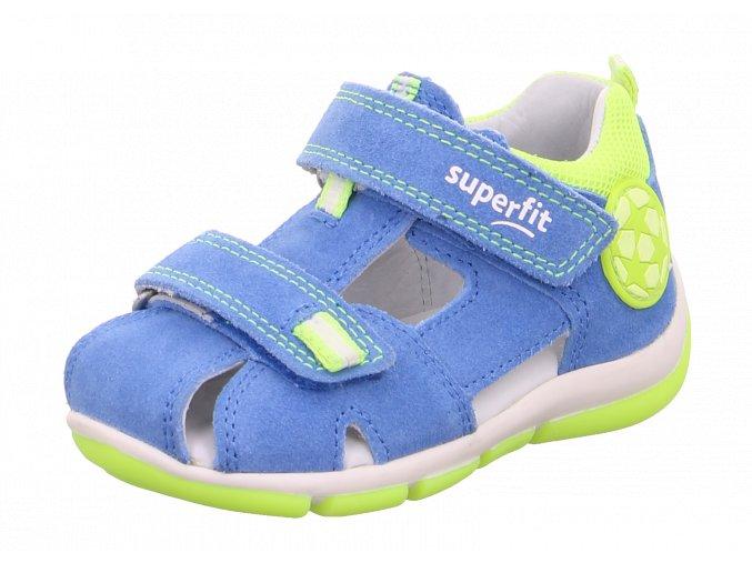 Detské sandálky Superfit 6 09142 81