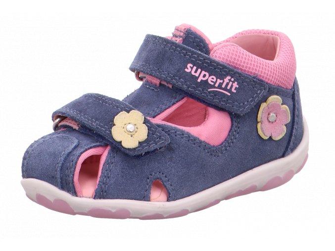 Detské sandálky Superfit 6 09037 80