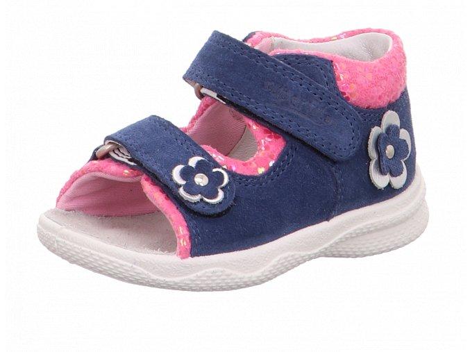 Detské dievčenské sandálky Superfit 6 00095 81