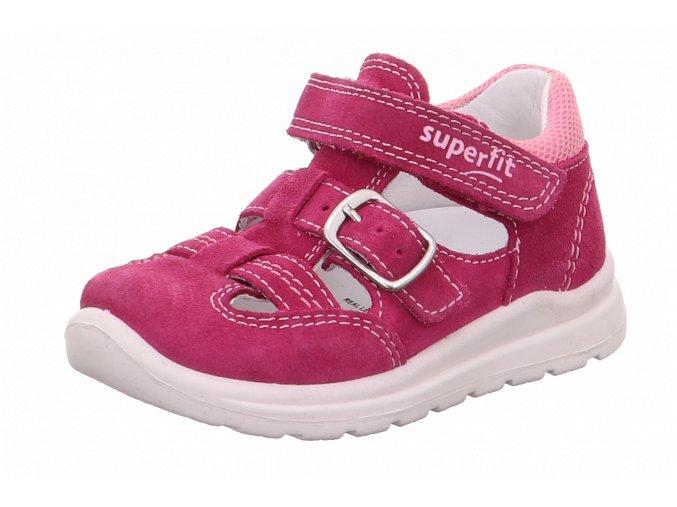 Dievčenská sandálková teniska Superfit 6 00430 55
