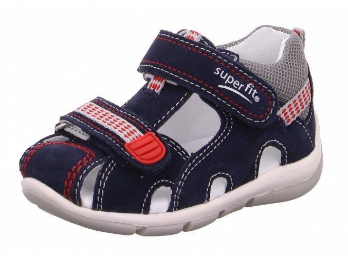 Detské chlapčenské sandálky Superfit 8 00140 81