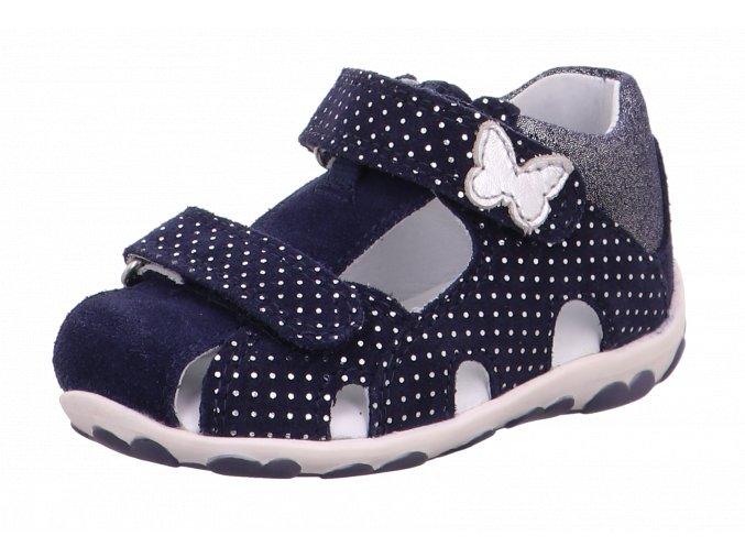 Detské dievčenské sandálky Superfit 6 09041 80