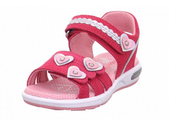 Detské dievčenské sandále Superfit 1 06133 50