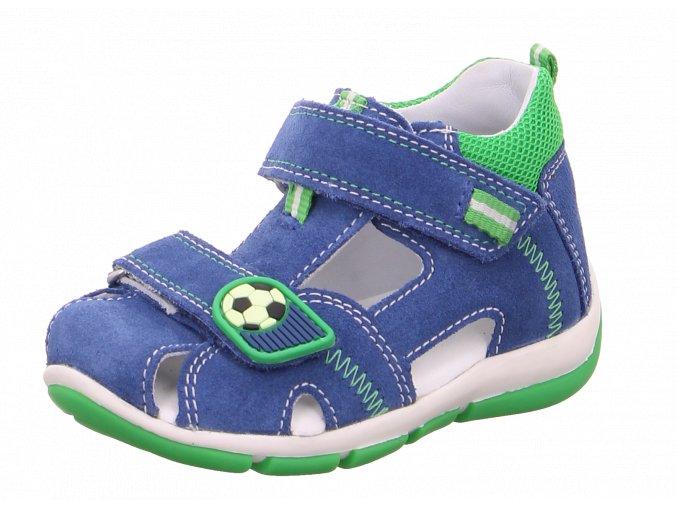 Detské chlapčenské sandálky Superfit 6 00144 80