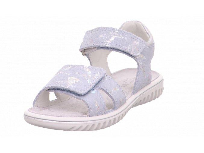 Dievčenské sandálky Superfit 6 09004 84