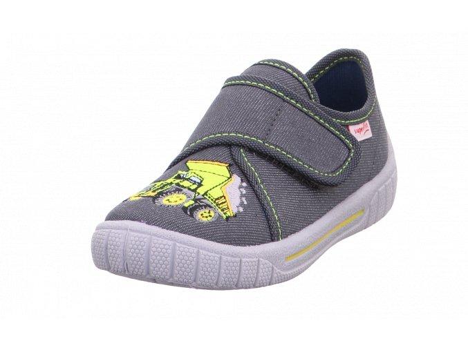 Detské chlapčenské papučky Superfit 8 00278 2020