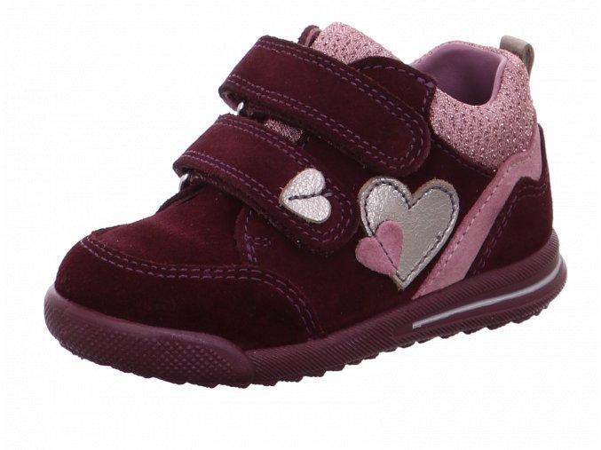 Detské dievčenské topánky Superfit 1 06377 50