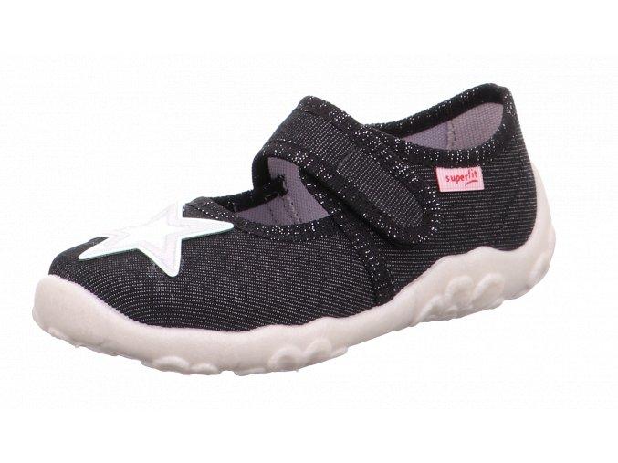 Detské dievčenské papučky Superfit 1 00280 00
