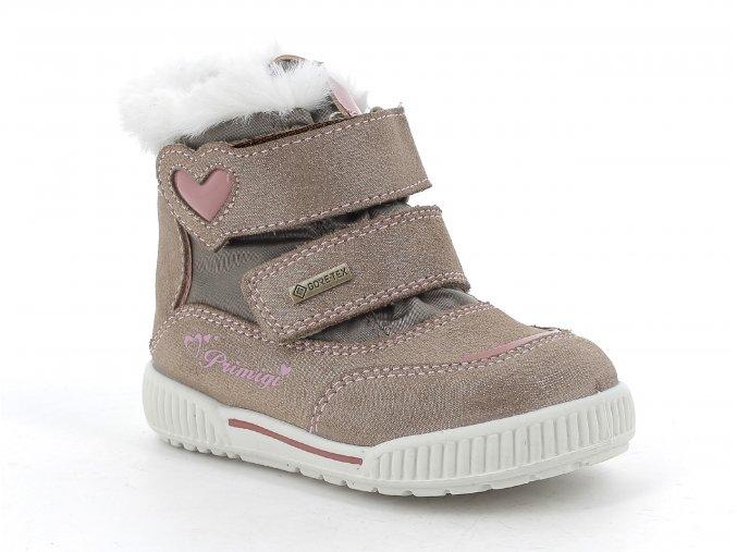 Detské zimné Goretexové topánky Primigi 83644/00