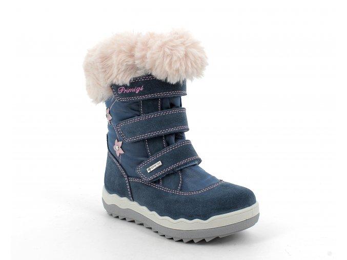 Dievčenské zimné goretexové čižmy Primigi 83824/22