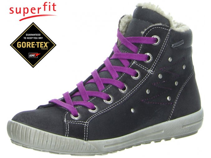Detská obuv zimná goretexová Superfit 3 00496 87