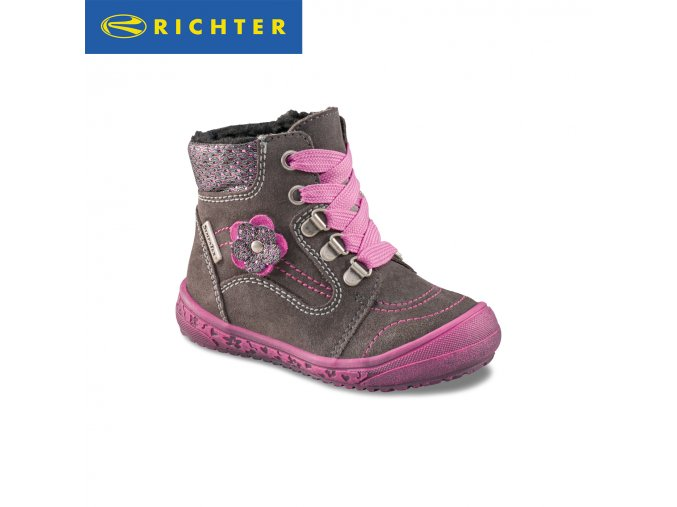 Detské zimné topánky Richter s membránou Sympatex 1322 421 6611