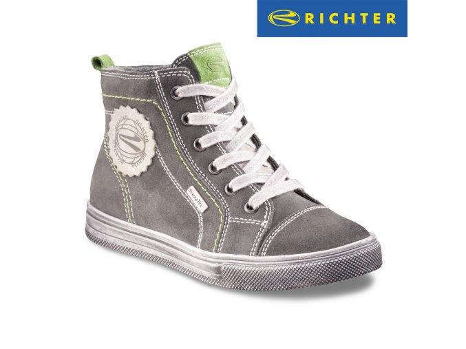 Detské zimné topánky Richter s membránou Sympatex 7741 421 6611