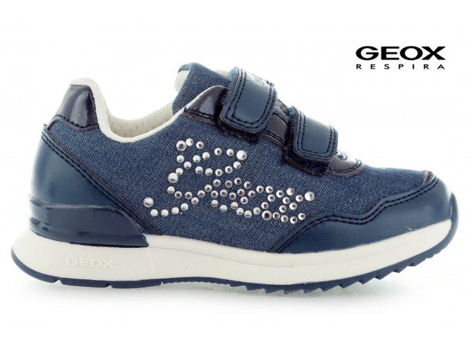 Detské dievčenské tenisky Geox J6203C 0DYNF C4005