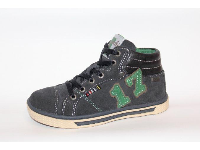 Jesenné topánky s nepremokavou membránou 33-13726-22