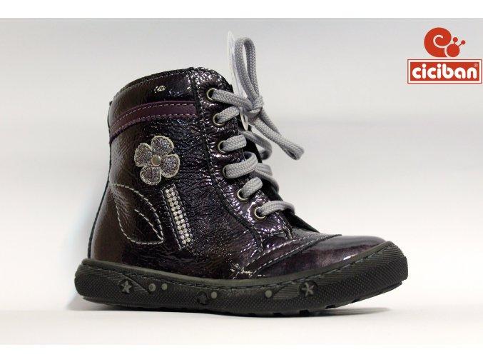 Detské topánky Ciciban 747227F Kiss Purple