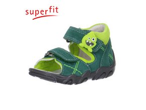 Detské zdravotné sandálky Superfit 4 00011 41