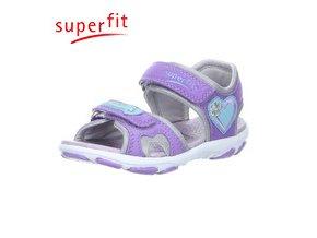 Detské dievčenské sandále Superfit 4 00128 76